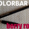 Thumbnail image for Colorbar Lip Definer Pencil Review & Swatches: Berry Rose