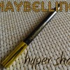 Thumbnail image for Maybelline Hyper Sharp Liner India Review