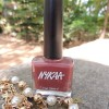 Thumbnail image for Nykaa Pastel Nail Enamel in Marsala Chai (No. 1) : Review