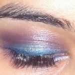 Eyes Of The Day :Turquoise & Purple