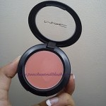 MAC Cream Blush in Lilicent