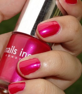NOTD: Nails Inc ' Monmouth Street' Nail Polish Swatches, Photos