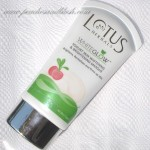 Lotus Herbals Whiteglow Skin Brightening Mask : Review