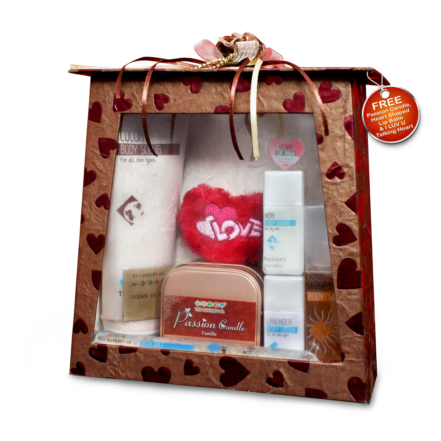 The Natures Co Presents Valentines Day Special Gifts!
