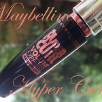 Maybelline Hyper Curl Mascara Review