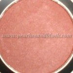 Colorbar Peachy Rose Blush: For that soft focus glow