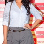Sonakshi Sinha Makeup at a Provogue Event: Golden Girl!