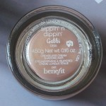 Benefit Sippin n Dipping Creaseless Cream Shadow/ Liner : Swatch, Review, Photos
