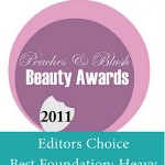 Peaches & Blush Beauty Awards 2012 13 : Voting Opens