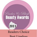 P&B Beauty Awards 2012 2013: Readers Choice Results !!