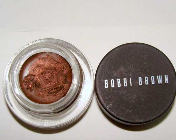 Bobbi Brown Chocolate Shimmer Ink: Swatch, Review, Photos