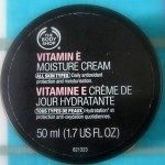 Body Shop Vitamin E Face Cream Review