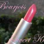 Bourjois Sweet Kiss Lipstick in Sienne Kiss: Swatch, Review, Photos