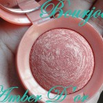 Bourjois Amber D'or Blush : Swatch, Review