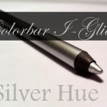 Colorbar I-Glide Eye Pencil Silver Hue : Review, Swatch