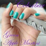 Colorbar Green Apple Martini Nail Polish : You Warm Vanilla Sugar!!!!