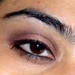 MAC Expensive Pink Eyeshadow: Swatches and Eye Makeup Look