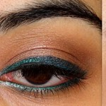 A Super Simple Eye Makeup Tutorial: Using Eyeliners