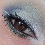 A Snowy, Wintery Eye Makeup Tutorial