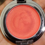 Faces Glam On Cream Blush Peach Glow Review