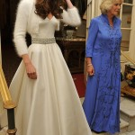 The Royal Wedding Reception: Kate's Reception Gown !