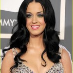 Katey Perry Makeup At The Grammy Awards Red Carpet
