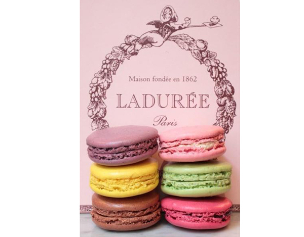 Macaroon Maker Laduree to Launch Cosmetics Line!