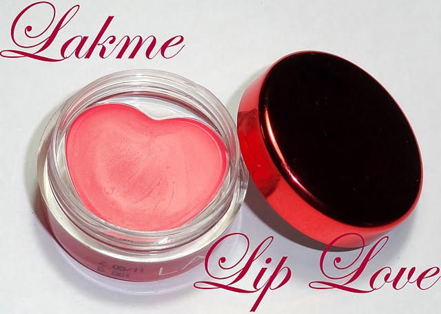 Lakme Lip Love Conditioner: Review, Swatches, Photos