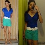 Outfit and Look of the Day: Colorblocked