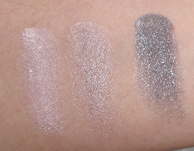 Mac Glitter & Ice Collection : Paint Pot & Liner Swatches!