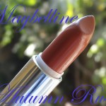 Maybelline Color Sensational Lipstick in Autumn Rush: Swatch, Review, Photos