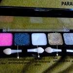 Nyx Glitter Cream Palette Review, Swatches