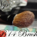 Nyx B14 Shading Brush Review