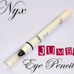 Nyx Jumbo Eye Pencil in Black Bean : Swatches Review