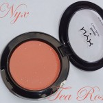 Nyx Tea Rose Cream Blush Swatches, Review
