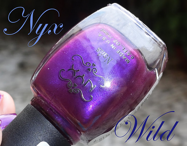 Nyx Wild Nail Polish : Swatch, Review, Photos