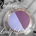 Oriflame Very Me Eyeshadow Duo in Lady Lilac: Review, Swatches, Photos