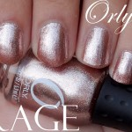Orly Rage Nail Polish: Swatch, Review, Photos