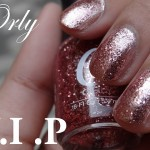 Orly VIP Nail Polish : Swatch, Review, Photos