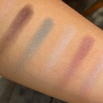 Revlon Custom Eyes Rich Temptations Palette: Swatches, Review, Photos