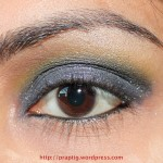 A Sultry, Sparkly Smokey Eye Tutorial