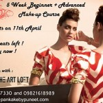 Makeup Courses & Makeup Artists: Introducing Pankake by Puneet