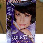 Wella Kolestint Hair Color Review: Dark Brown