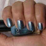 Zoya Crystal Nail Polish Swatch, Review