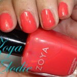 Zoya Elodie Nail Polish : Swatch, Review, Photos