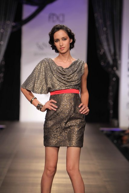 Wills Lifestyle India Fashion Week 2012 : Day 1 Fashion Show Photos