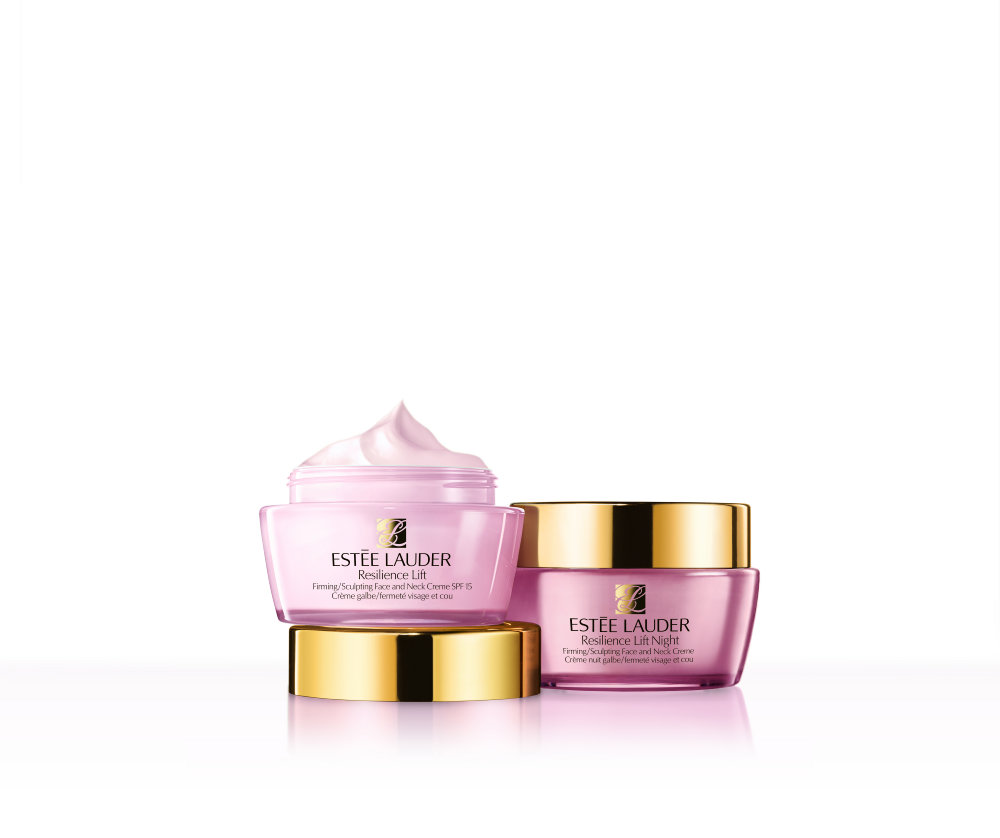 Estee Lauder Launches Resilience Lift Firming/ Sculpting Collection