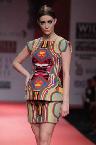 Wills Lifestyle India Fashion Week 2012 (7)