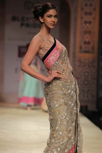 Wills Lifestyle India Fashion Week 2012 Manish Malhotra