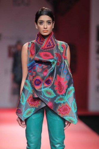Wills Lifestyle India Fashion Week 2012